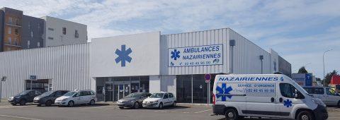 Ambulances, taxi et location de véhicules